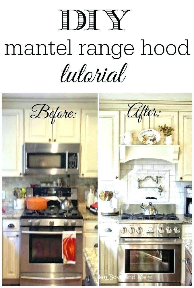 Kitchen Vent Hood Ideas Kitchen Vent Hood Ideas Advantages Of
