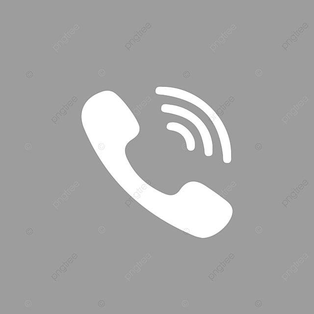 Belyj Znachok Vyzova Png Telefon Znachok Call Design Elemet Png I Vektor Png Dlya Besplatnoj Zagruzki App Icon App Logo Iphone Icon