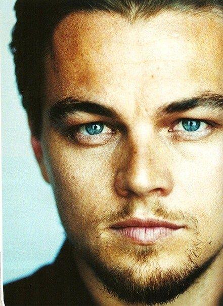 Leonardo DiCaprio me encantan tus ✿ojos