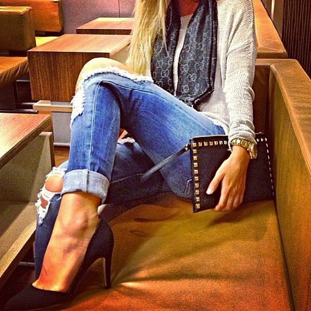 58 Cute & simple night out maybe for dinner & a movie - Fashion Designing of Juanita