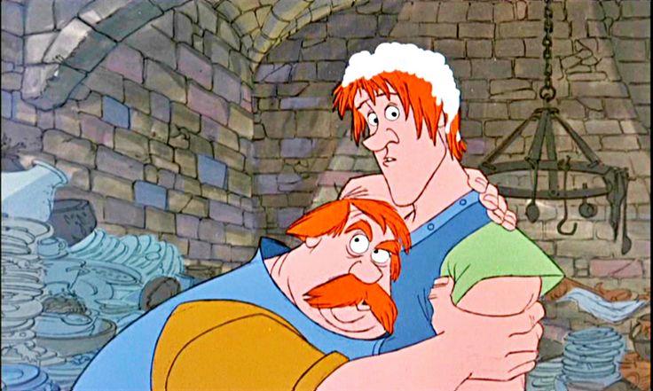 sir-ector-sir-kay-walt-disney-characters-The sword in the stone