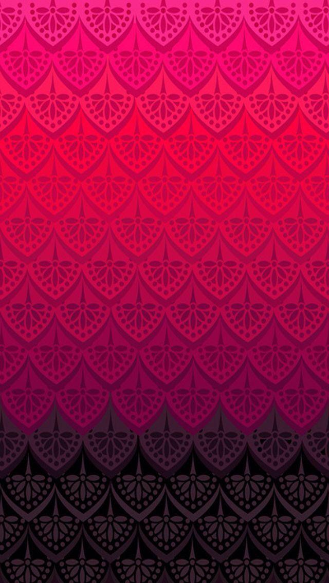 black pattern phone wallpaper - photo #42