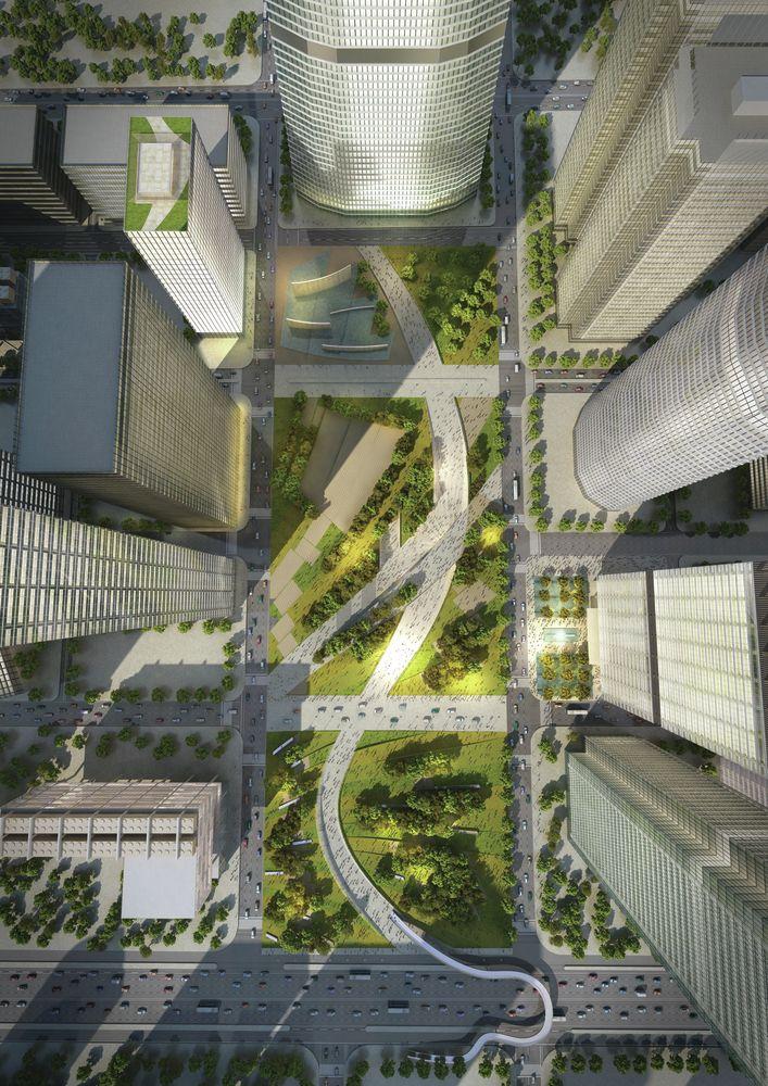 Gallery - Beijing Core Area Plan / Brininstool, Kerwin, + Lynch - 7