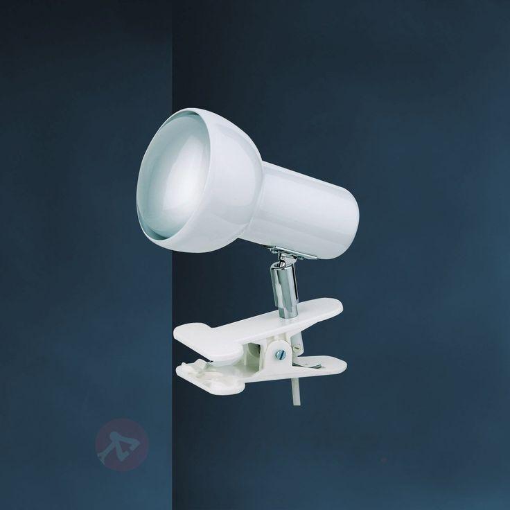 Lampe à pince EIFEL blanche sicher & bequem online bestellen bei…