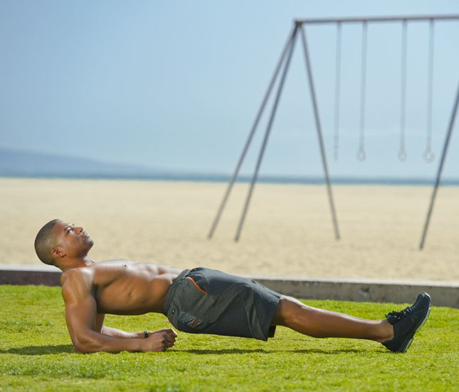 Week 3: Movement Pairs  Stability/Mobility: Reverse Plank