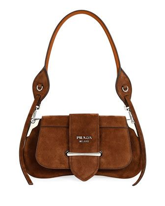 172d1ffc7cd3ff Prada Prada Sidonie Shoulder Bag | Purses!!! | Bags, Leather ...