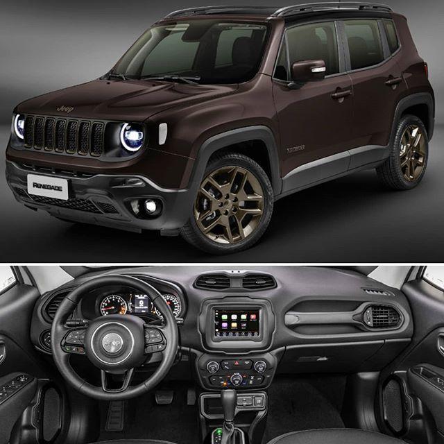 Jeep Renegade 2020 Marca Americana Lanca Linha 2020 Do Renegade Que Agora Perdeu A Versao Com Cambio Manual A Principal Novidade E Em 2020 Jeep Renegade Jeep Carros