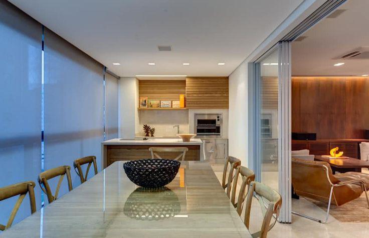 Para quem quer inspirações de decoração de varandas gourmet decoradas — inspire-se com 78 projetos selecionados e acerte na decoração. Confira cada um deles.