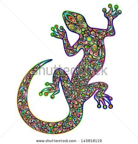 Realistic Lizard Tattoos | ... 3d lizard tattoo graphics code 3d lizard tattoo comments pictures