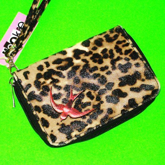 Swallow Wallet  https://www.etsy.com/ca/listing/279817122/swallow-leopard-print-retro-rockabella