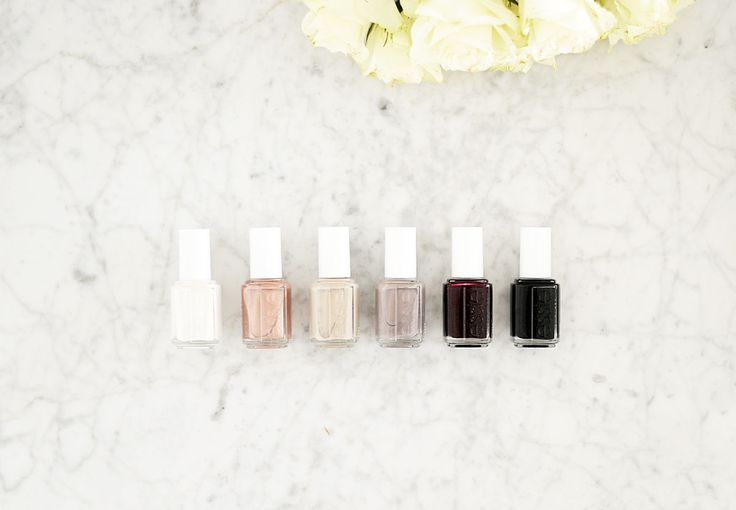 Essie Favorites by Alexa Dagmar