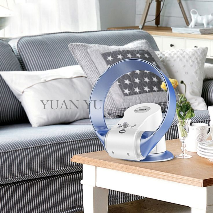 135.50$  Buy here - http://alichv.worldwells.pw/go.php?t=32676935433 - Summer Popular Home Office Desktop Wall Bladeless Fan Remote Control Stepless speed change Adjustment Super Mute Air Conditioner