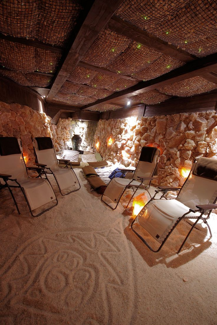 Asheville Salt Cave in downtown with spa and salt therapies