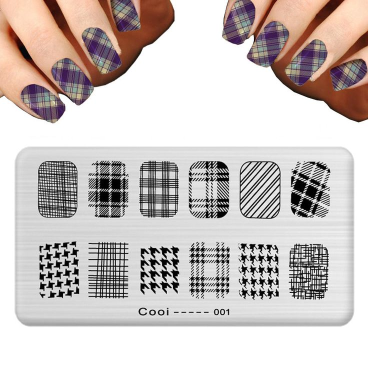 Best 25 plaid nail art ideas on pinterest argyle nails plaid cheap stamping template buy quality nail art stamping template directly from china fashion templates suppliers fashion plaid ail template nail art plate prinsesfo Choice Image