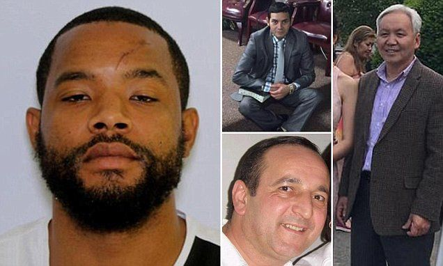 911 calls reveal shots fired during office park shooting | Daily Mail Online
