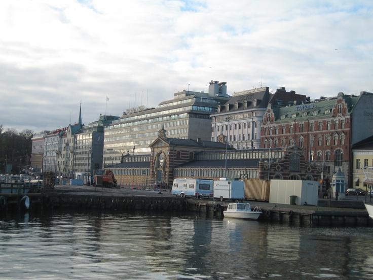 Market Place, Helsinki