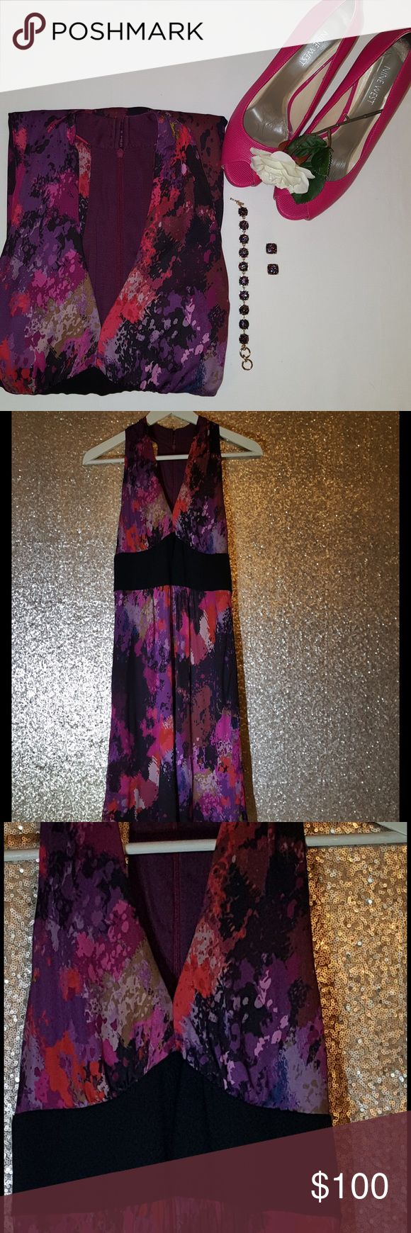 TRINA TURK DRESS IN DEEP JEWEL TONE COLORS 💗💗💗💗💗💗💗 WOW THIS DRESS 💗💞💞💞💞💞💗 IS GORGEOUS. 💗💞💓👅💓💞💗 IT IS IN LIKE  💗💞💓📍💓💞💗 BRAND NEW 💗💞💓💓💓💞💗 CONDITION. ANY  💗TRINA TURK💗  ITEMS WITH PICS 💗💗💗💗💗💗💗 U LIKE JUST ASK. ALL PROCEEDS FROM MY SALES TO BENEFIT MY HUBBY WITH CANCER. 💗💗💗💗💗💗💗💗💗💗💗💗💗💗 Trina Turk Dresses Midi