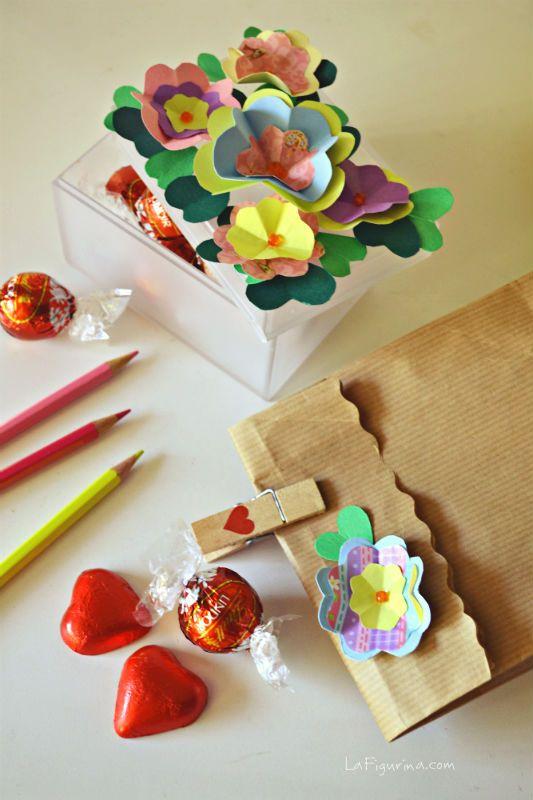 Un tutorial e dei bellissimi fiori di carta per... San Valentino! http://www.lafigurina.com/2015/01/tutorial-come-realizzare-dei-fiori-di-carta-per-san-valentino/
