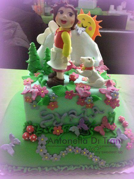 Heidi!!!!! Cake by Antonella