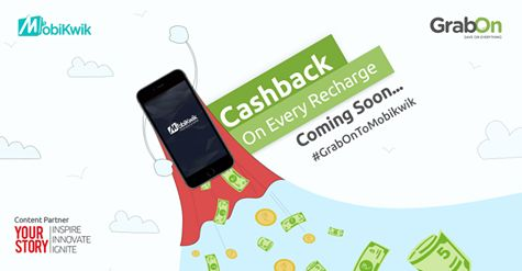 The Can't-Miss #GrabOnToMobikwik Cashback Casino Contest Is Live Now. For those of you who want to play, win and know more details about the contest, here's the link - http://blog.grabon.in/grabontomobikwik-play-cashback-casino-contest-today-win-200-cashback/