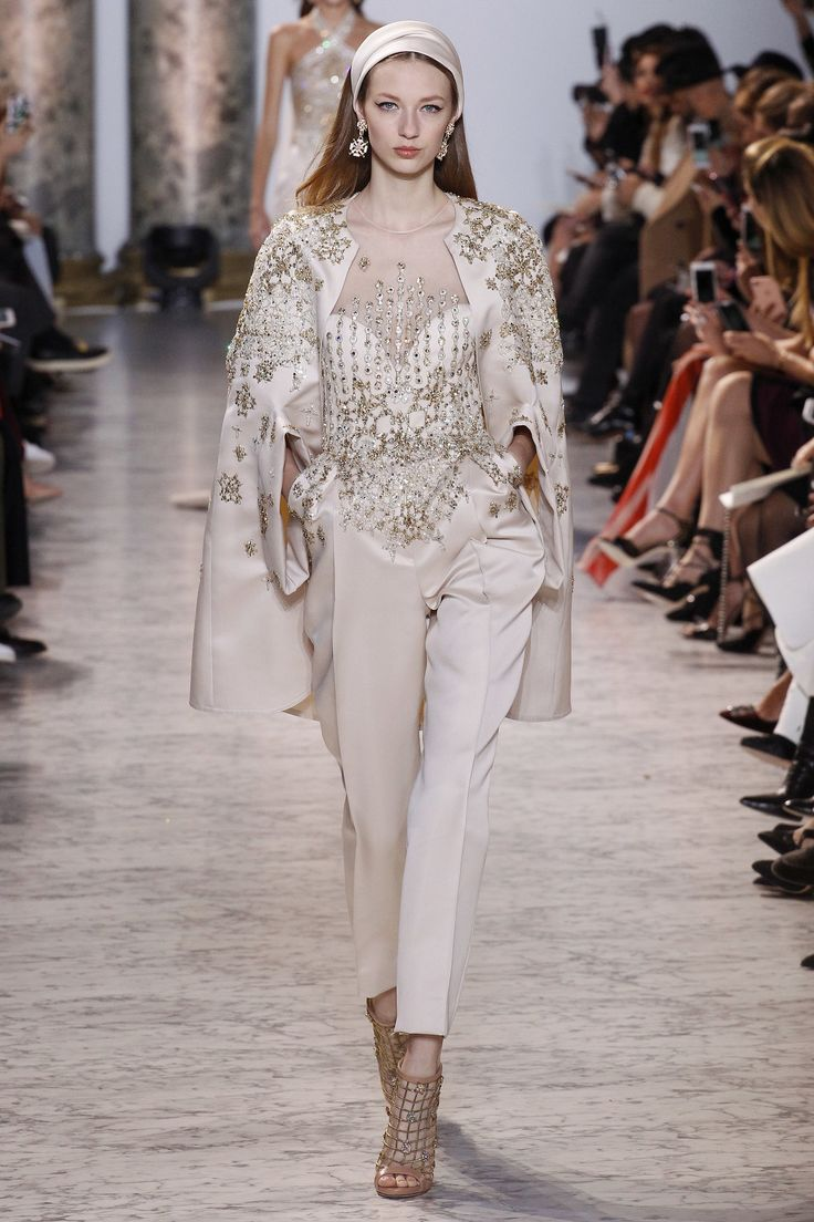 Elie Saab Spring 2017 Couture Collection Photos - Vogue