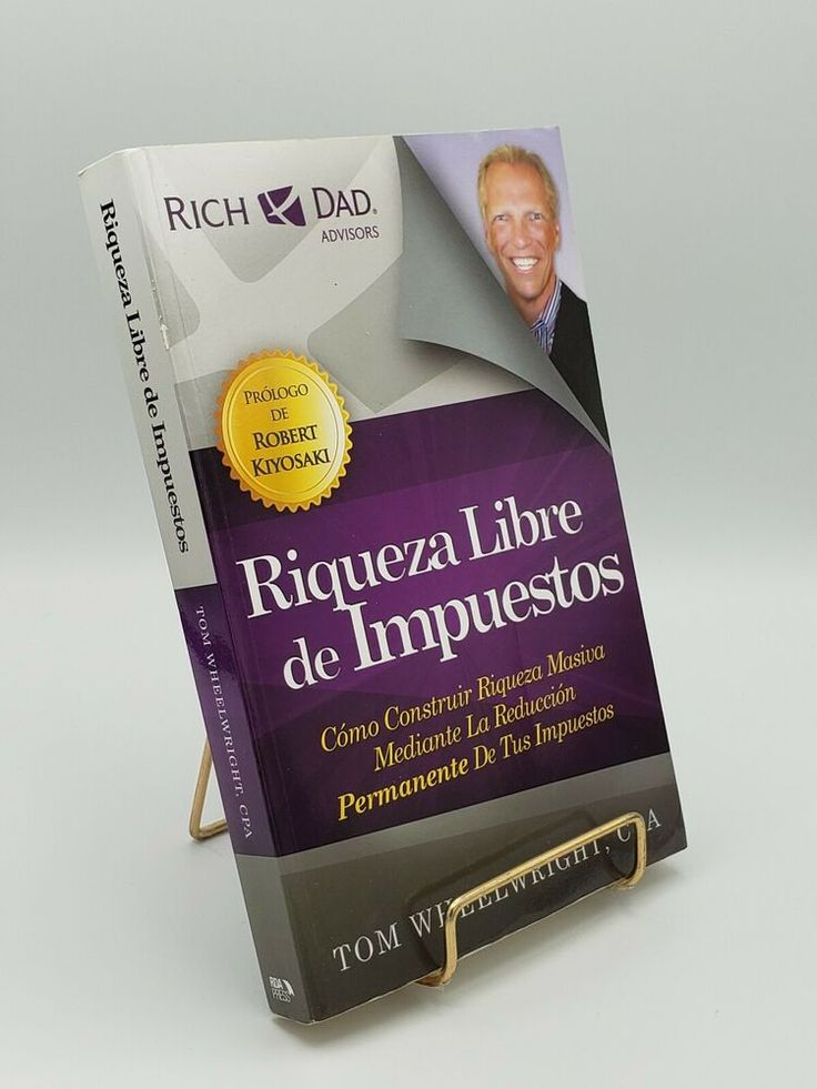 Details about Riqueza Libre de Impuestos by Tom Wheelwright (2014, Paperback)