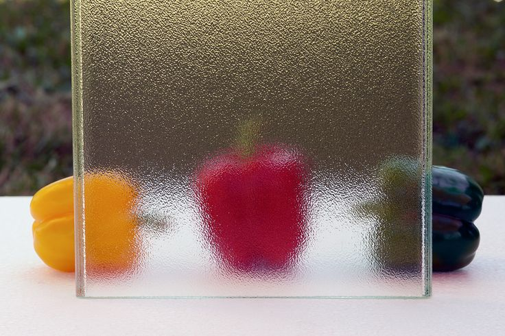 Pilkington Profilit™ OW – profiled low iron extra clear glass.