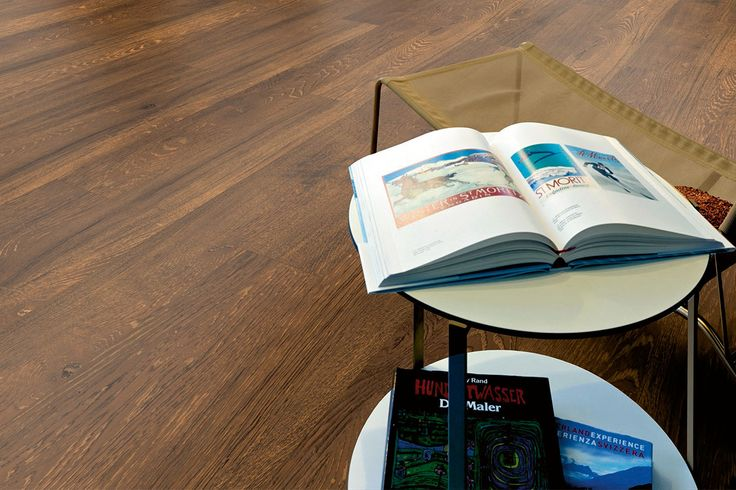 Series Woods Professional 12mm Laminate Flooring Choco