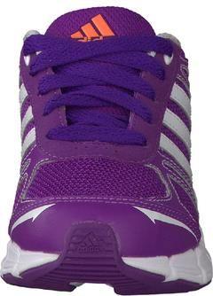 Adidas фиолетовые кеды купить