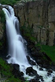 North Clear Creek Falls-Colorado