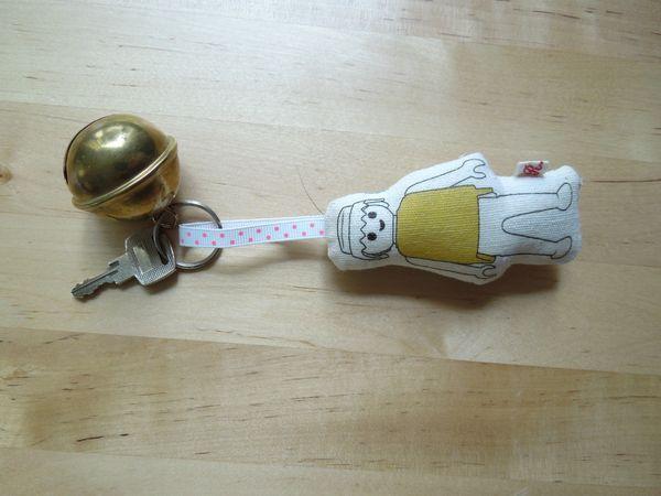 Playmobil sleutelhanger