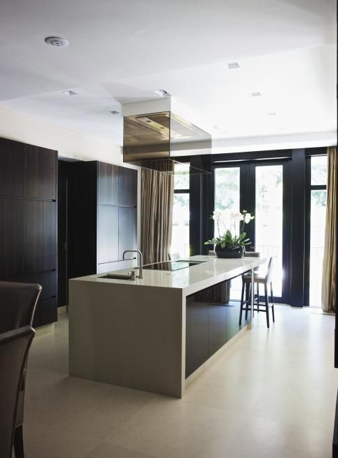♂ contemporary minimalist design kitchen