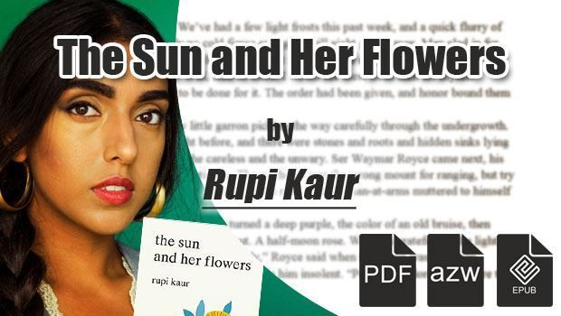 the sun and her flowers rupi kaur pdf free download