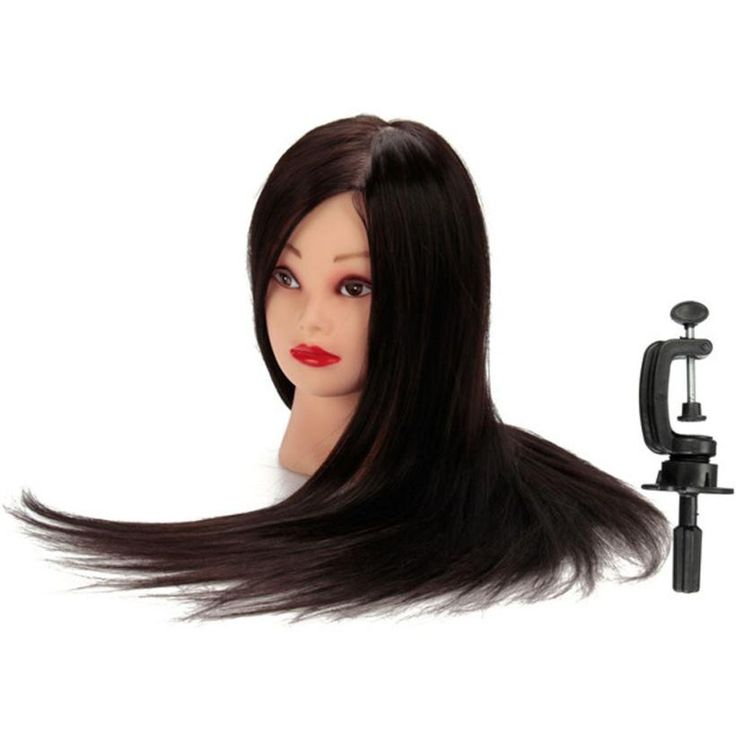 Hot New Fashion Hair Training Practice Top Model Doll Beauty & Clip Oct 24