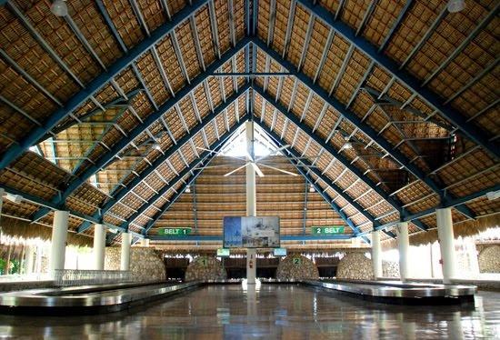 Punta Cana Airport... Take me back