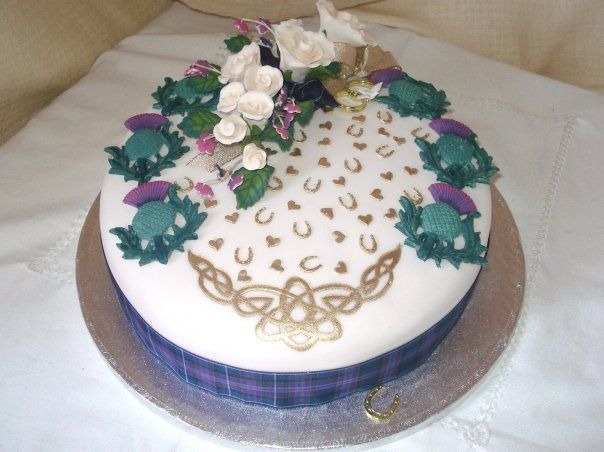 wedding cakes perth scotland 17 best images about celtic wedding cakes i 25245