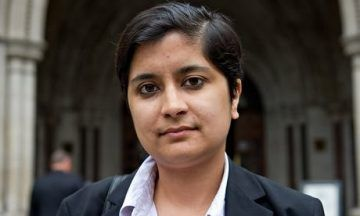 LONDON - England - Shami Chakrabarti, the epitome of champagne socialism, has opened her own champagne label in Islington.