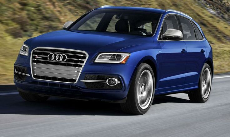 The new 2014 Audi S Q5