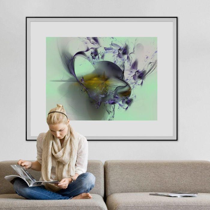 Starfish Prime, Giclée print from digital image by Jeff Iverson   Artfinder