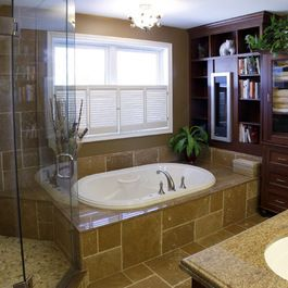 garden tub design ideas pictures remodel and decor