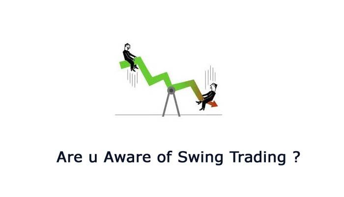 Are u Aware of Swing Trading ? #Swing Trading is very good for #trading in volatile markets and also fundamental based type of trading.  #Swing trading relies on your ability to identify stocks that will change their value very quickly, and then invest in them to take advantage of the price movement. Day #Trader can also use this technique to do swing trading on  a day.