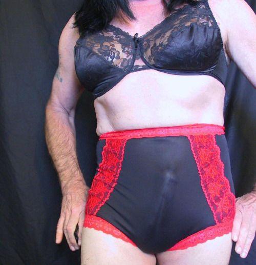 Men Wearing Panties  Mens Panties  How To Wear, Lingerie -9533