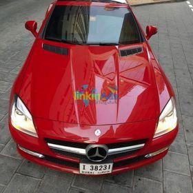 For Sale: Mercedes-Benz SLK250 2015