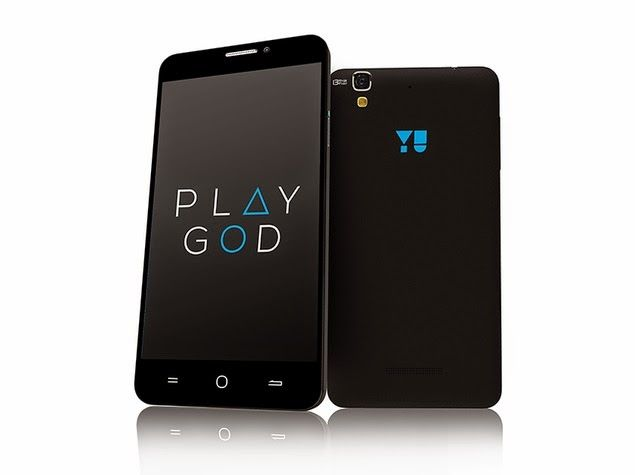 Micromax Yureka First Smart Phone in Micromax Yu Televentures ~ whatsupgeek