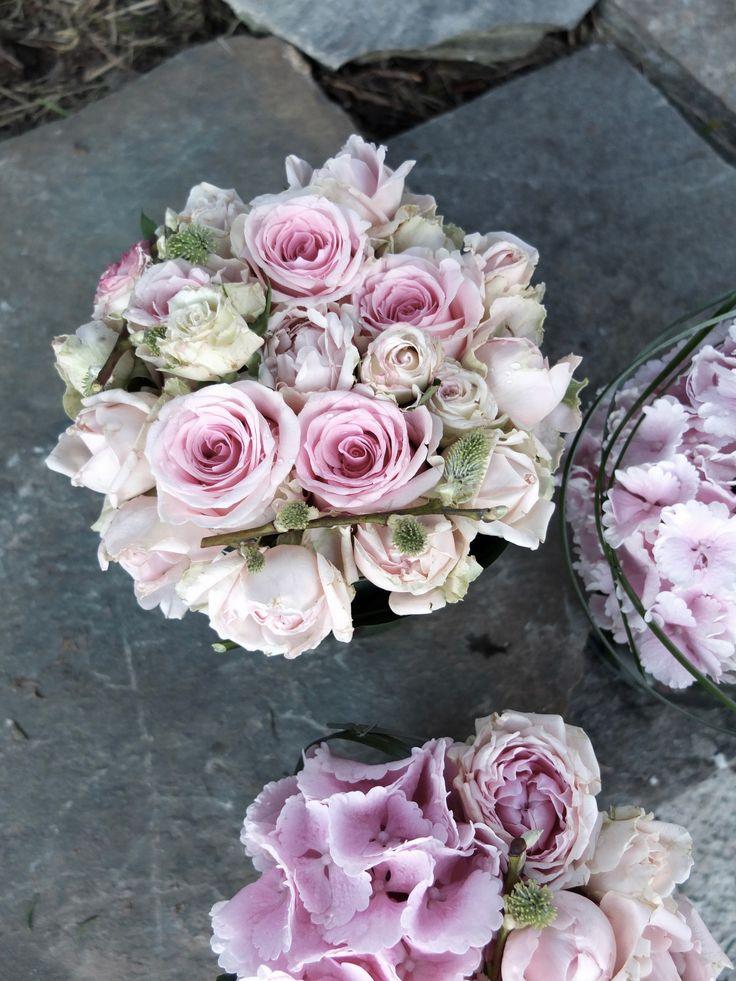 Søte og rosa dekorasjoner