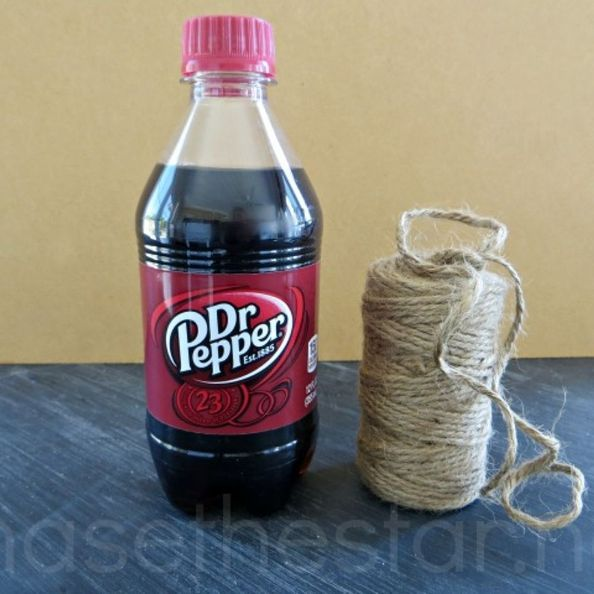 25 best pop bottle crafts ideas on pinterest soda for Plastic soda bottle crafts