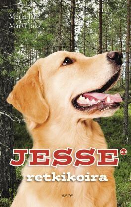 #Jesseretkikoira #Jesse #kirja #MerjaJalo #MarviJalo #WSOYkirjat
