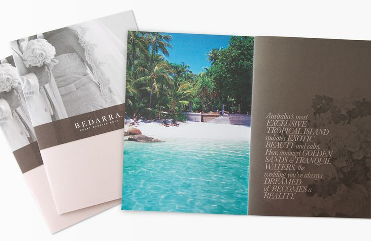 The 7 best Wedding Brochure Design Inspiration images on Pinterest ...