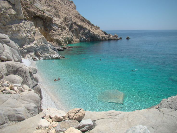 Seychelles Beach in Ikaria island CallGreece.gr