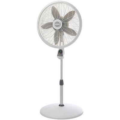 "Lasko 18"" Oscillating Pedestal Fan with Remote Control"
